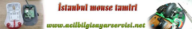 İstanbul mouse tamiri copy Mouse Hareket Etmiyor