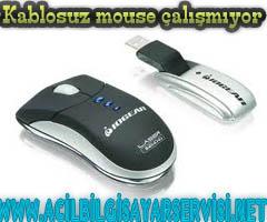 kablosuz mouse calismiyor Kablosuz Mouse Çalışmıyor