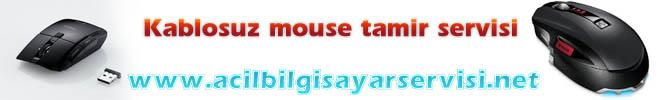 kablosuz mouse tamir servisi Kablosuz Mouse Çalışmıyor